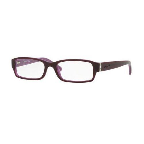 Dkny Okulary korekcyjne dy4585b 3706