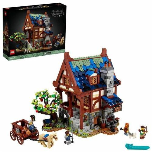 Lego IDEAS Kuźnia medieval blacksmith 21325