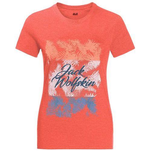 Koszulka ROYAL PALM T WOMEN, bawełna