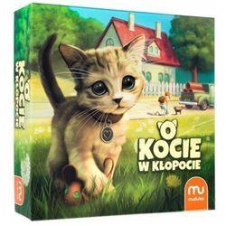 Muduko Gra o kocie w kłopocie + prezent do zakupów za min.30 zł.