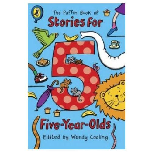 Puffin Book of Stories for Five-year-olds, Cooling W.