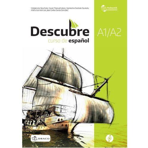 Descubre A1.2/A2 Podręcznik z CD, oprawa miękka