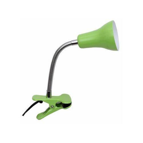 Lampka z klipsem Salta zielona GU10 Inspire (3276007099430)