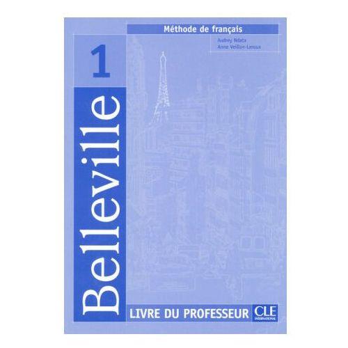 Belleville 1 professeur (142 str.)