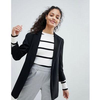 a2a21366c22ee marynarki zakiety buttoned cropped blazer kolekcja zima 2019 - Oladi.pl