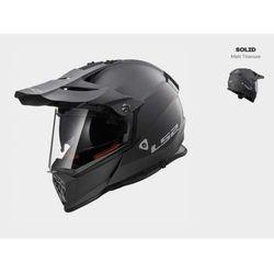 Ls2 Kask motocyklowy cross enduro mx436 pioneer matt titanium