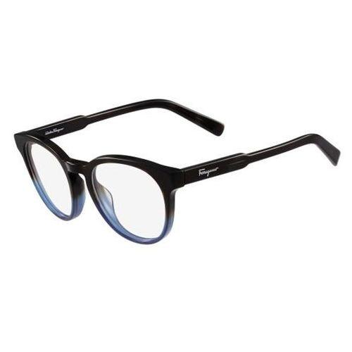 Okulary korekcyjne sf 2762 235 Salvatore ferragamo