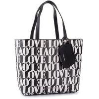Torebka CALVIN KLEIN - Ck Must Med Shopper Love K60K605482 910