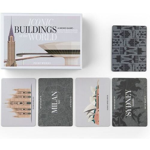 Memory famous buildings (7350108171854)