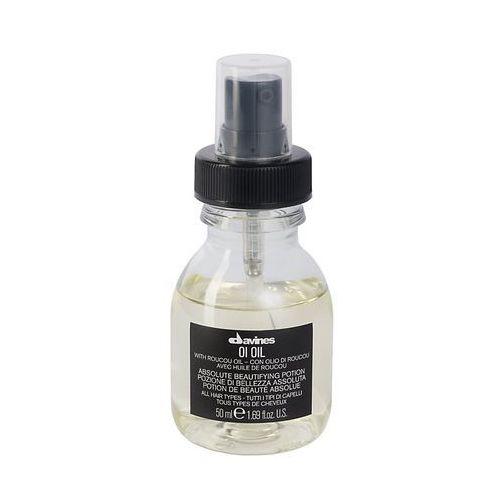 Davines OI Roucou Oil olejek uniwersalny do włosów (Absolute Beautifying Potion) 50 ml