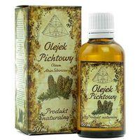 Olejek Pichtowy (Jodłowy), Abies Sibirica Oil, 100% naturalny, 50 ml
