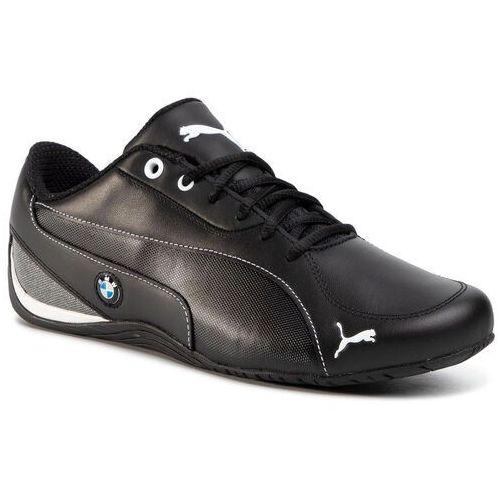 Sneakersy - drift cat 5 bmw nm 304879 05 puma black/puma black, Puma, 40-48.5