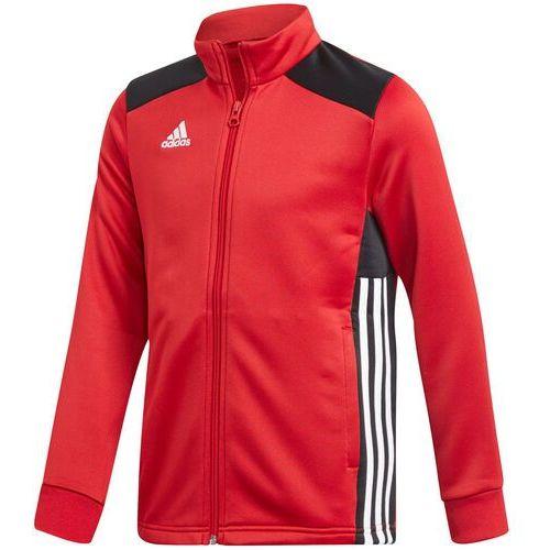 Bluza dla dzieci regista 18 polyester jacket junior czerwona cz8633 marki Adidas