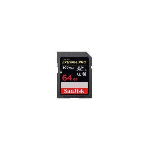 SanDisk Extreme Pro SDXC UHS-II/U3 64GB