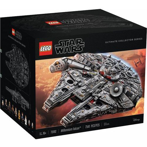 Lego STAR WARS Millennium falcon 75192 rabat 14%