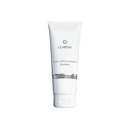 Clarena hialuronowy szampon z jedwabiem pajęczym 200 ml