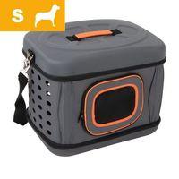 Składana torba transportowa eva, s - dł. x szer. x wys.: 42 x 32 x 30 cm marki Zooplus products