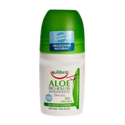 Equilibra aloe dezodorant roll-on 50ml Beauty formulas - Najtaniej w sieci