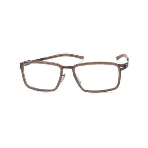 Ic! berlin Okulary korekcyjne d0016 pierre g. graphite-walnut-matt