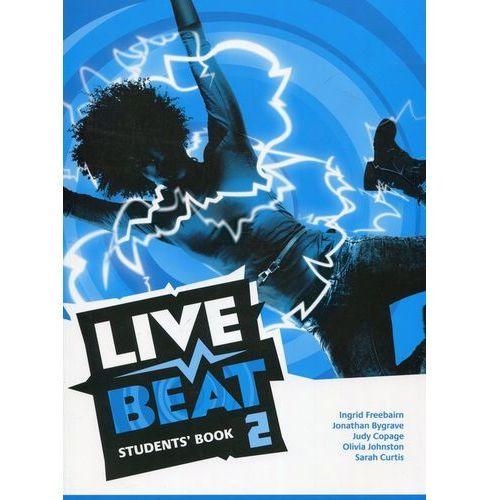 Live Beat 2 SB PEARSON - Praca zbiorowa, oprawa miękka