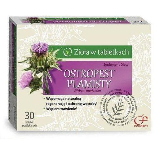 Tabletki Ostropest plamisty tabletki 30 szt.