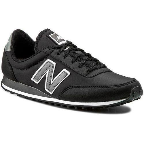 Sneakersy - classics u410cc czarny, New balance, 36-46.5