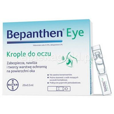 Krople do oczu penta arzneimittel Apteka Zdro-Vita