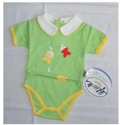 Body niemowlęce Gluck Kraina pieluszek