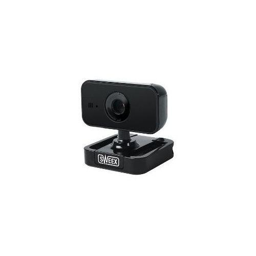 Kamera internetowa SWEEX ViewPlus 2MPx czarna, WC070