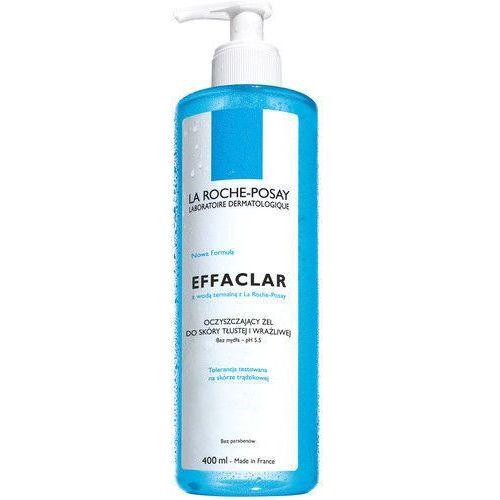 Effaclar żel do mycia skóra tłusta i wrażliwa 400ml La roche