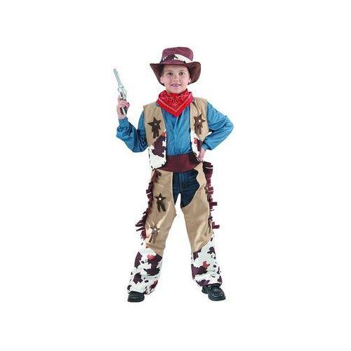 Godan Wysokiej jakości kostium dziecięcy kowboj - m - 120/130 cm (5901238621850)