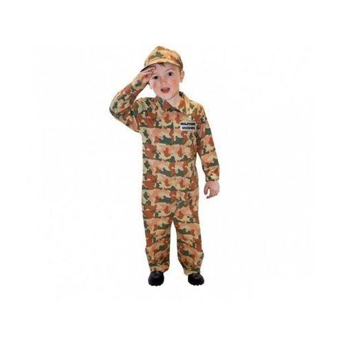 Amscan Kostium dziecięcy żołnierz - 3/5 lat (104) (0013051403607)