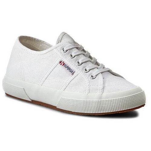 Tenisówki SUPERGA - 2750 Plus Cotu S003J70 White 901, w 6 rozmiarach