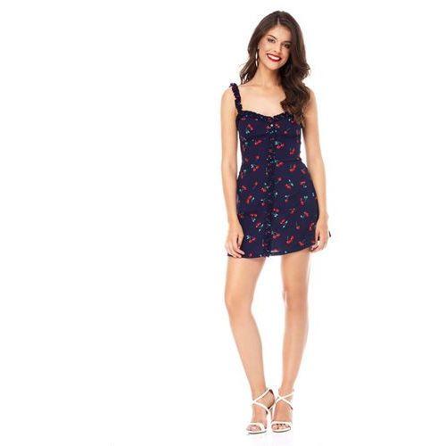 Sukienka Saint Tropez w wiśnie