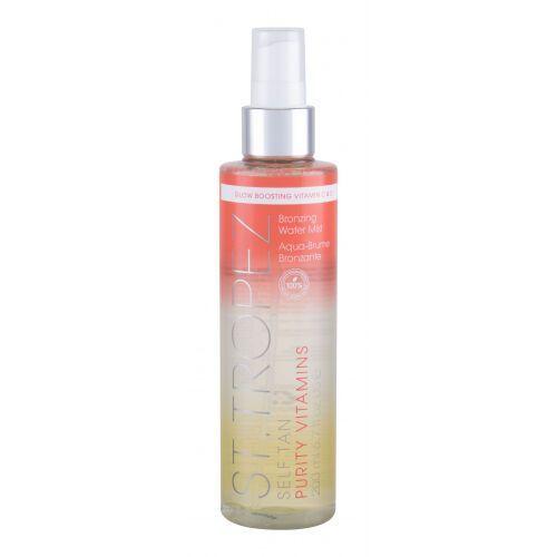 St.tropez self tan purity vitamins bronzing water mist samoopalacz 200 ml dla kobiet - Super upust