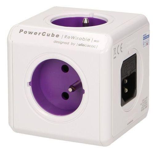 Allocacoc Listwa zasilająca powercube rewirable usb + wtyczki (8718444083108)