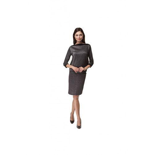 Sukienka ciążowa black lux 5o35ll, Cool mama