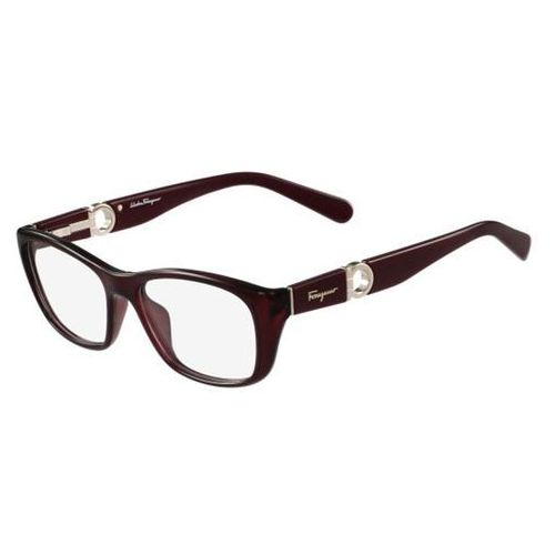 Okulary korekcyjne sf 2765 634 Salvatore ferragamo