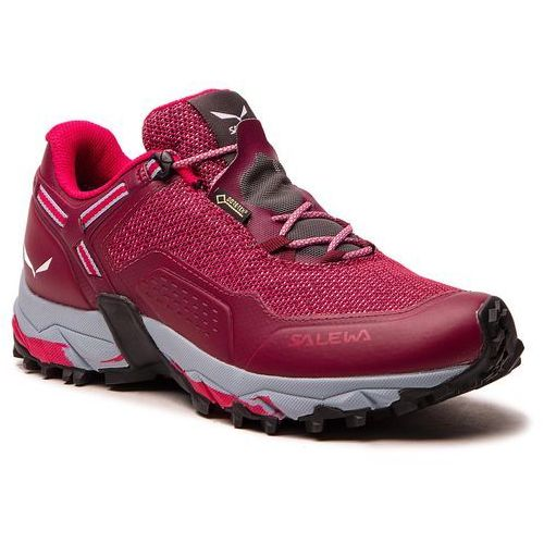 Trekkingi - speed beat gtx gore-tex 61339-6896 red plum/rose red marki Salewa