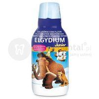 Pierre fabre Elgydium junior ice age płyn do ust dla dzieci od 7 roku życia z fluorem, 500ml