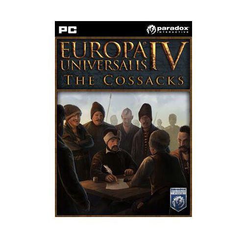 Europa Universalis IV: Cossacks DLC Cossacks - K00565- Zamów do 16:00, wysyłka kurierem tego samego dnia!