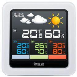 Termometry i stacje pogodowe  Oregon