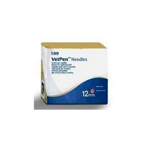 Msd animal health Caninsulin vetpen zestaw igieł do wstrzykiwacza insuliny, 100szt