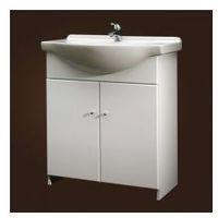 DEFTRANS HIT Zestaw łazienkowy szafka + umywalka 50 026-D-05001+1520-1
