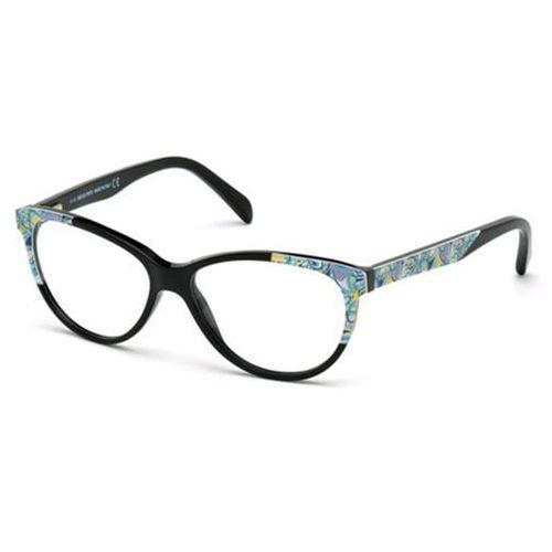 Okulary korekcyjne ep5022 001 Emilio pucci