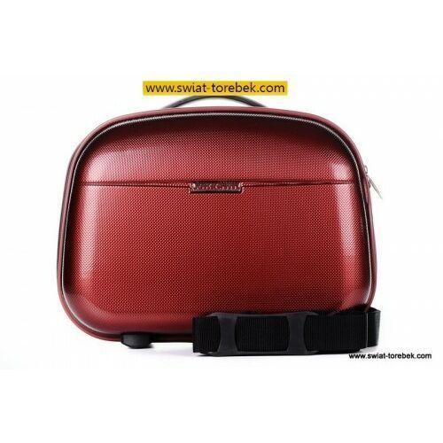 PUCCINI kuferek twardy z kolekcji PC005 VOYAGER materiał 100% Policarbonit, PCQM005 - Bardzo popularne