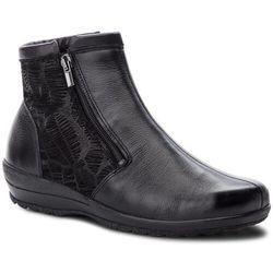 Botki - 991213 schwarz 1, Comfortabel, 35-40