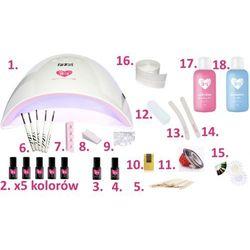 Zestawy do manicure My No1 My No1 - lakiery hybrydowe, lampy uv/led, zestawy do hybryd