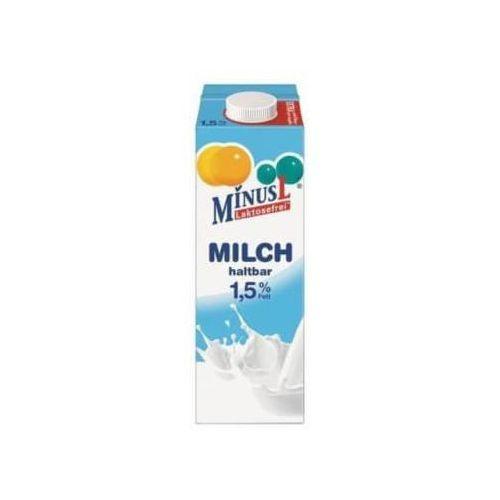 Mleko 1,5% bez laktozy UHT 1L MINUS L