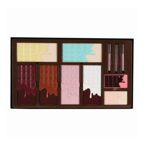 I Heart Revolution Zestaw prezentowy Chocolate Vault 1op., 5057566048385